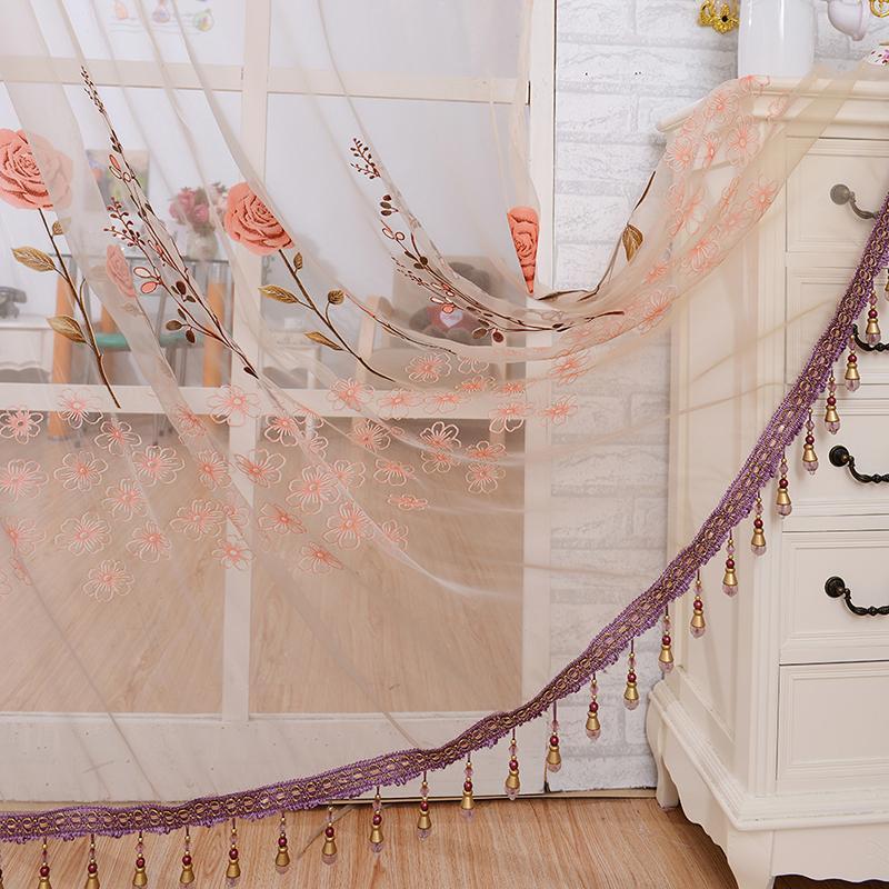 perlen sheer vorh nge werbeaktion shop f r werbeaktion. Black Bedroom Furniture Sets. Home Design Ideas