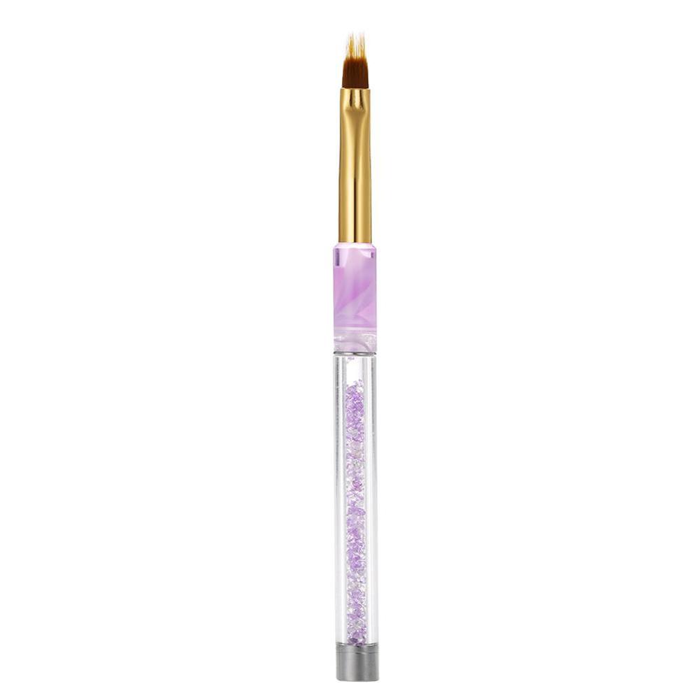Nail Art UV Gel Gradient Shading Color Painting Pen Brush DIY Tip Manicure Tool