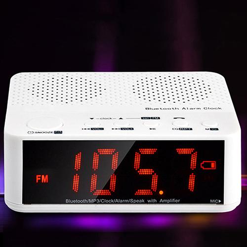 Protable Stereo Wireless Bluetooth Mini Speaker Super Bass Subwoofer Loudspeaker